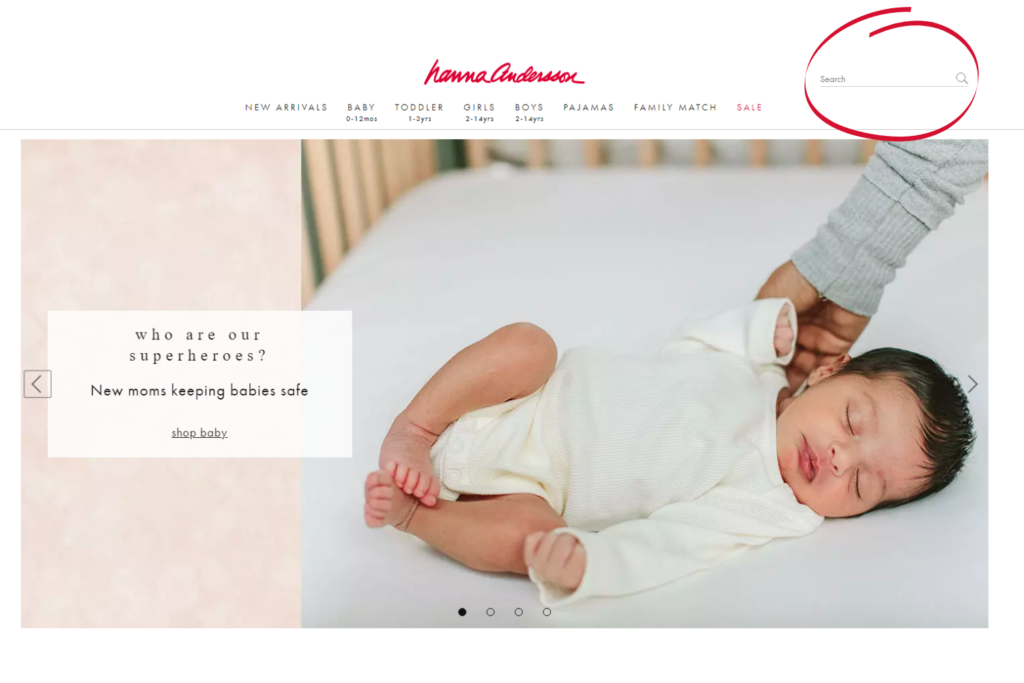 Ho wto Search Hanna Anderson Website for Non-Toxic Kids Clothes