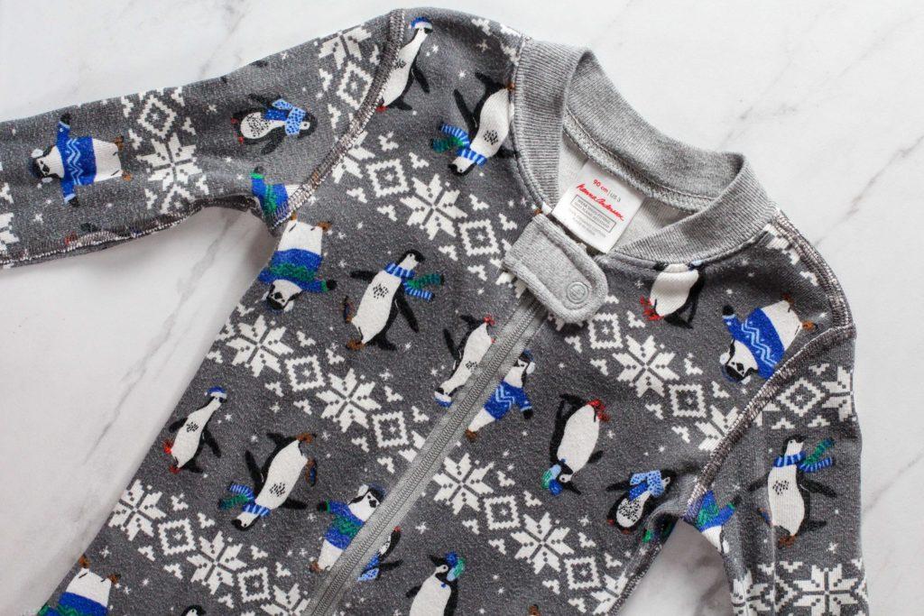 hanna andersson penguin pajamas