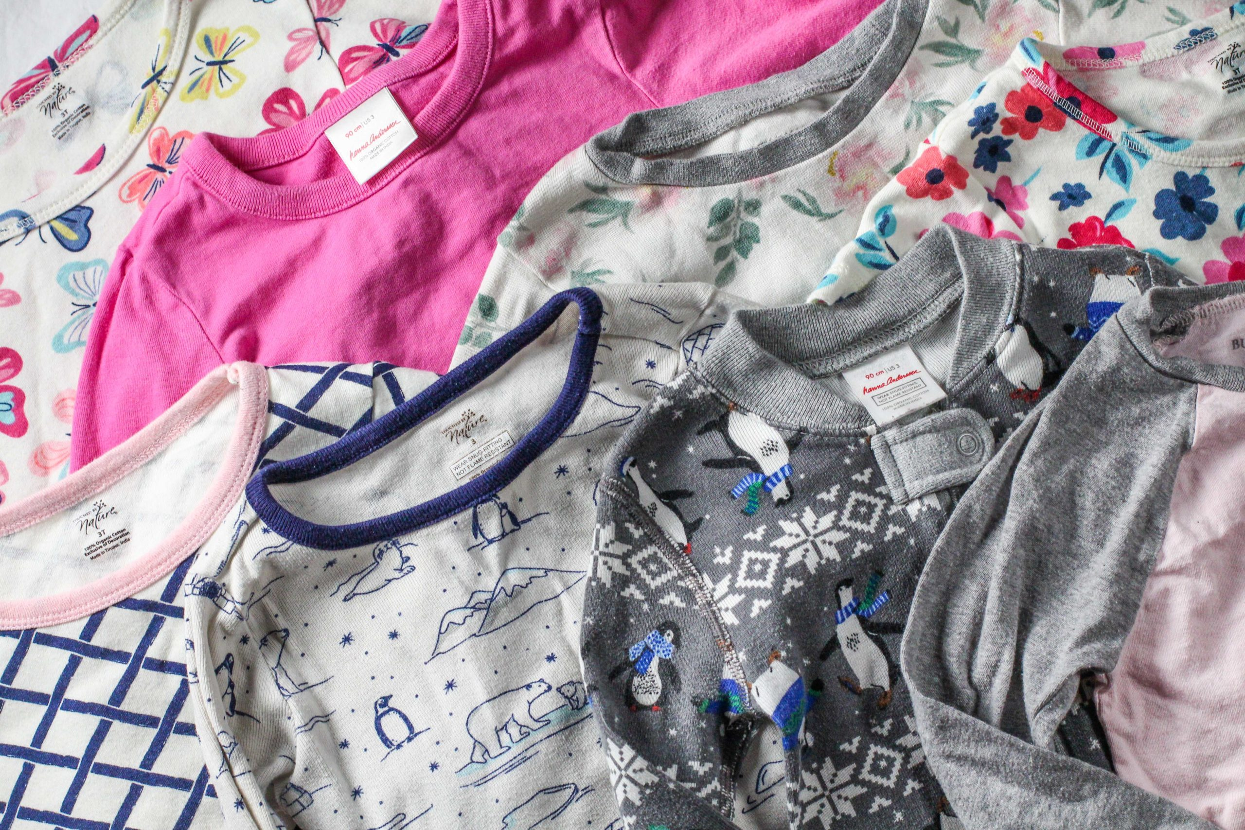 Non-Toxic Kids Clothing (What We Use!)