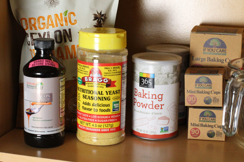 healthy shelf-stable spice cabinet staples
