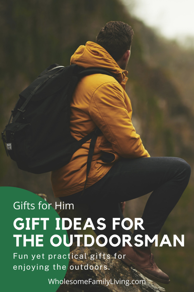 Outdoorsman Gifts for Him