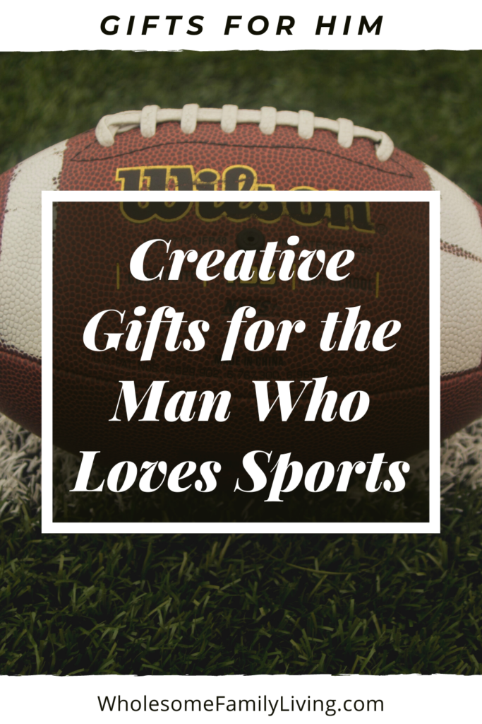 Gifts for the Man Who Loves Sports