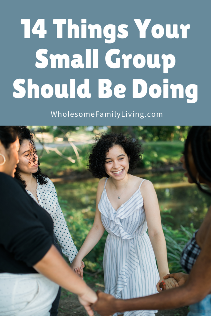 14 things your small group should be doing pin
